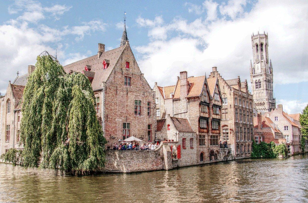 Passeios em Bruges