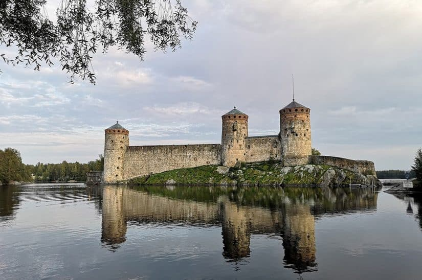 castelo de san olaf finlândia