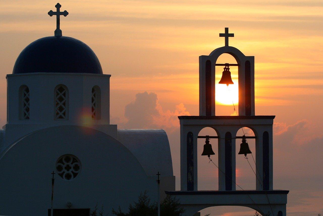 Passeio guiado em Santorini