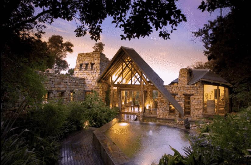 Hotéis na África do Sul mais importantes