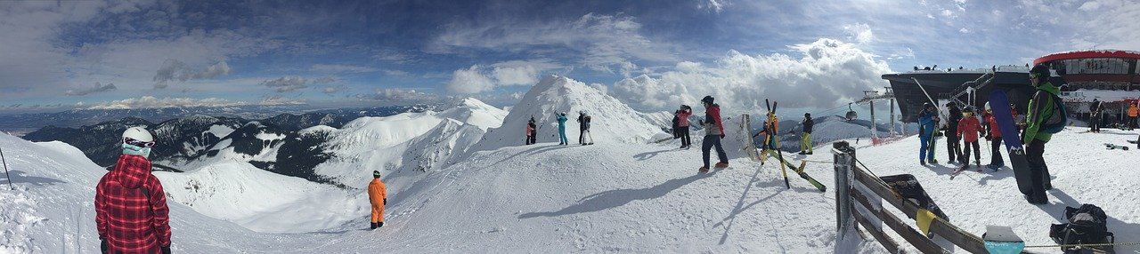 Esquiar na Eslováquia