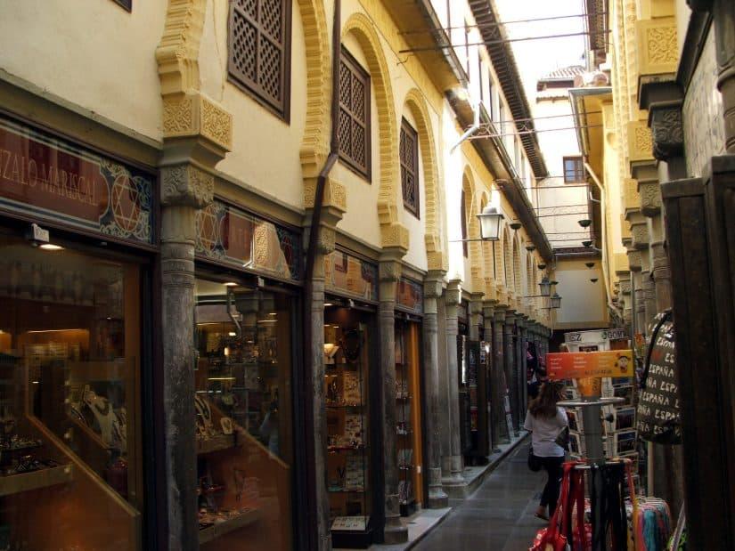 Pontos turísticos de Granada legais