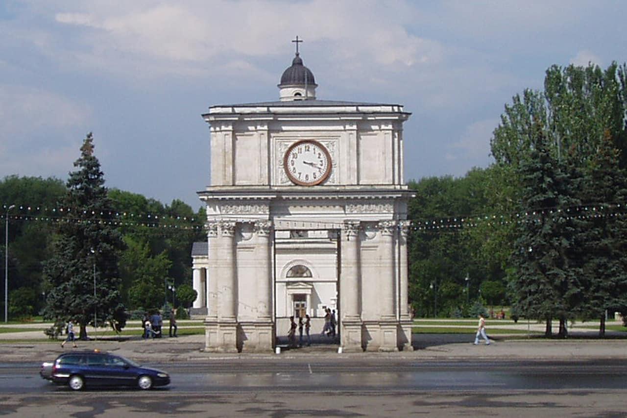 roteiro na europa oriental moldavia