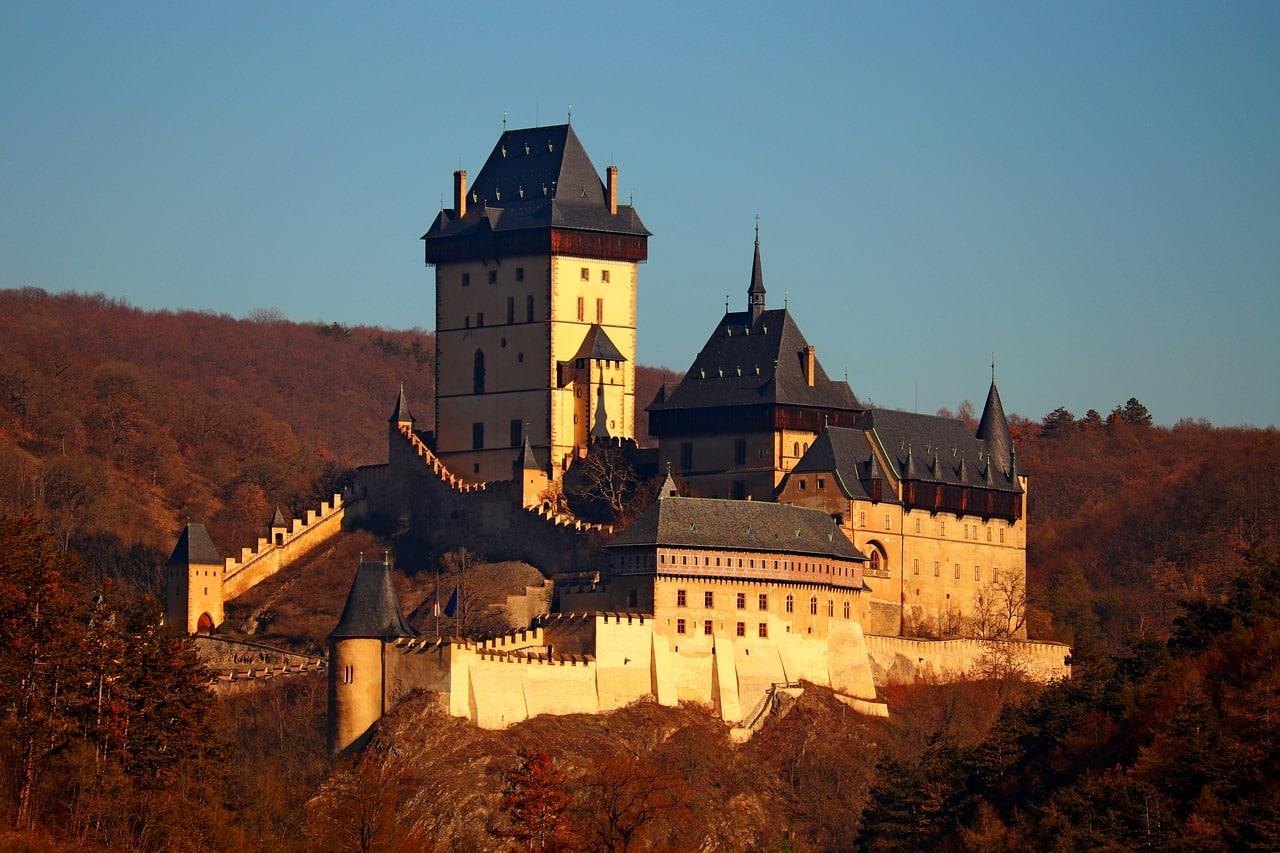Pontos turísticos da República Tcheca