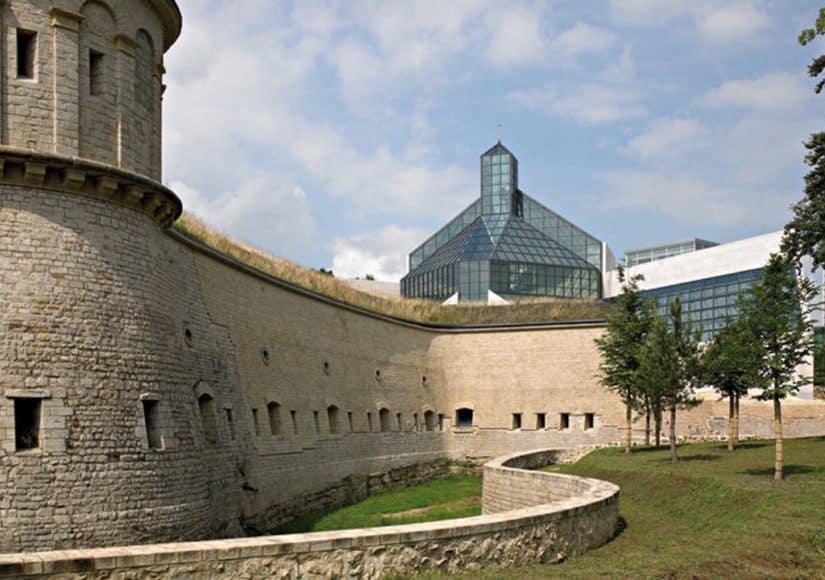 museus de Luxemburgo