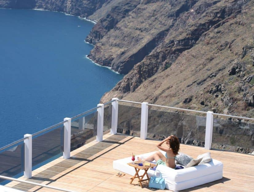 Hotéis em Santorini Booking