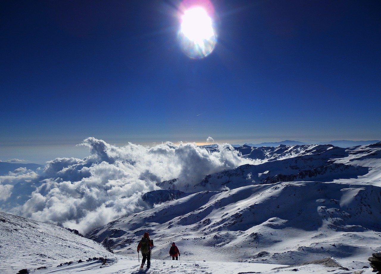 Esquiar em Sierra Nevada
