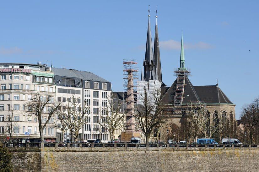 passeio de bruxelas a luxemburgo
