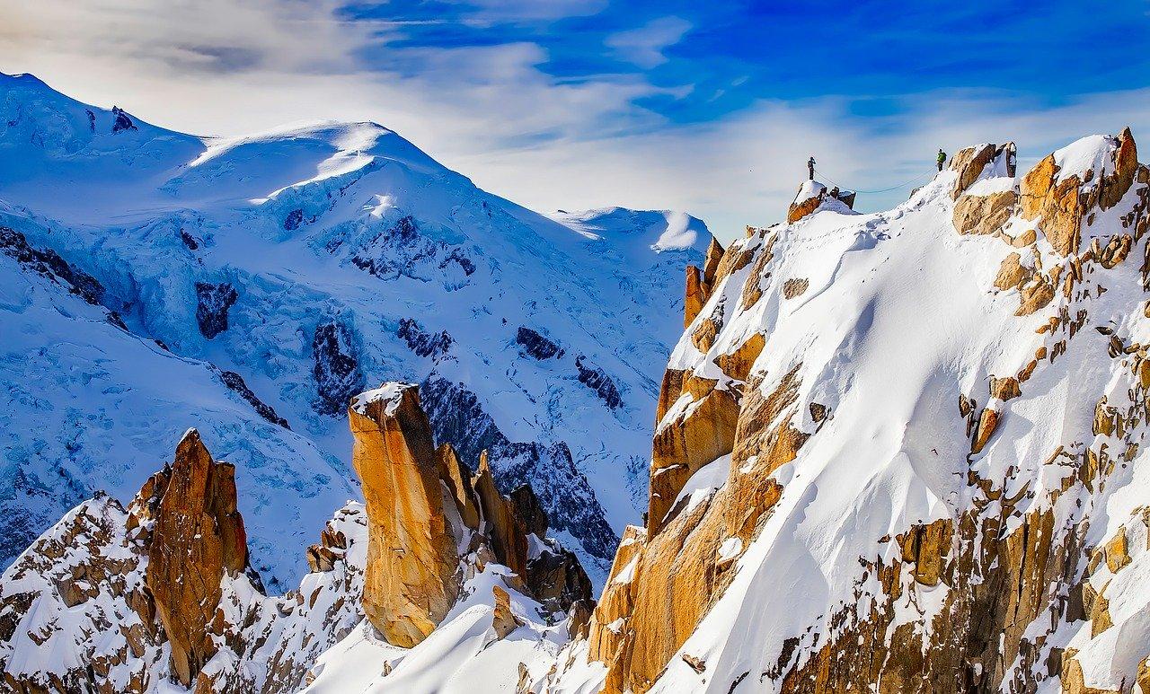 Onde esquiar na França