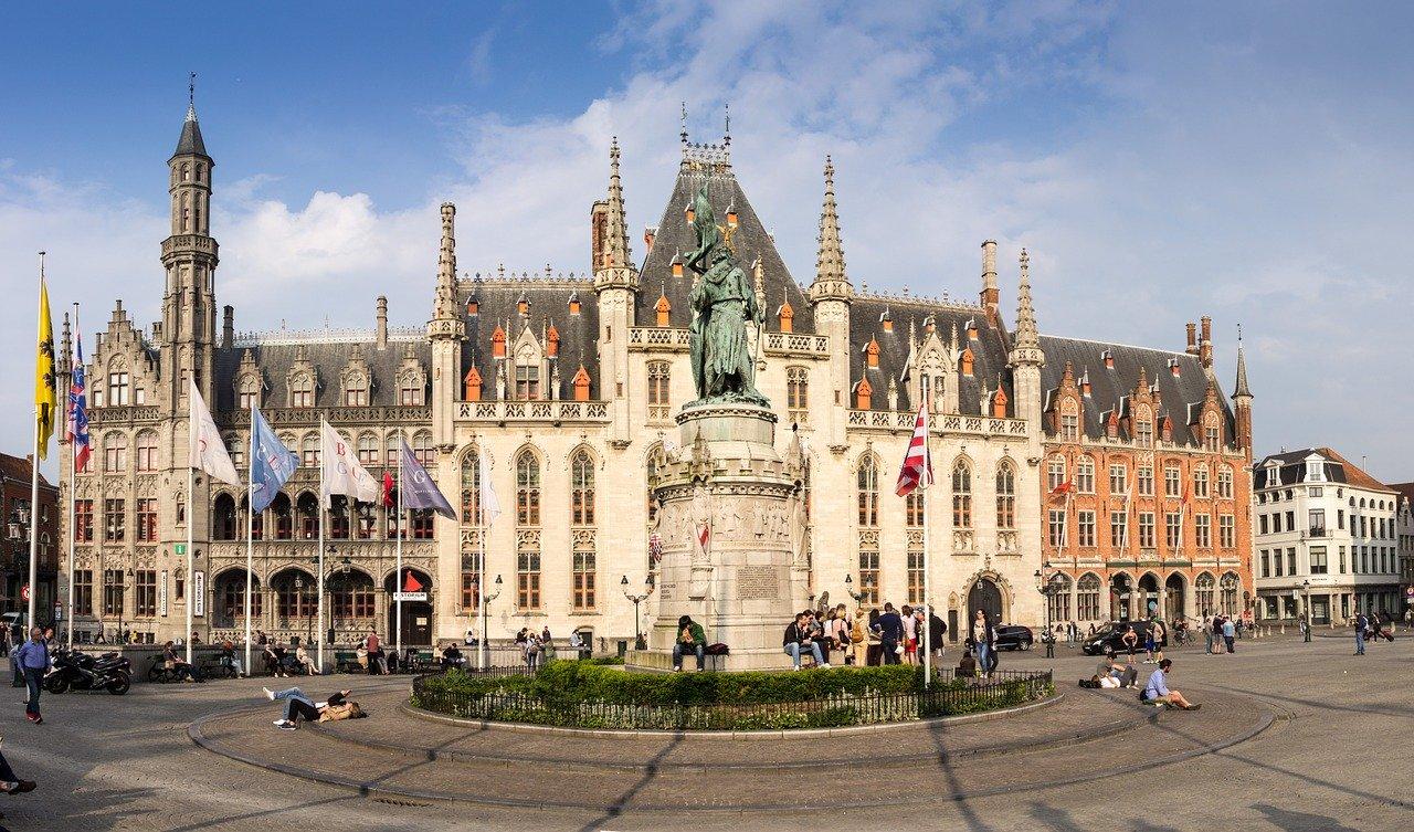Tour particular em Bruges