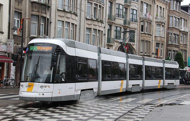 transporte público na bélgica