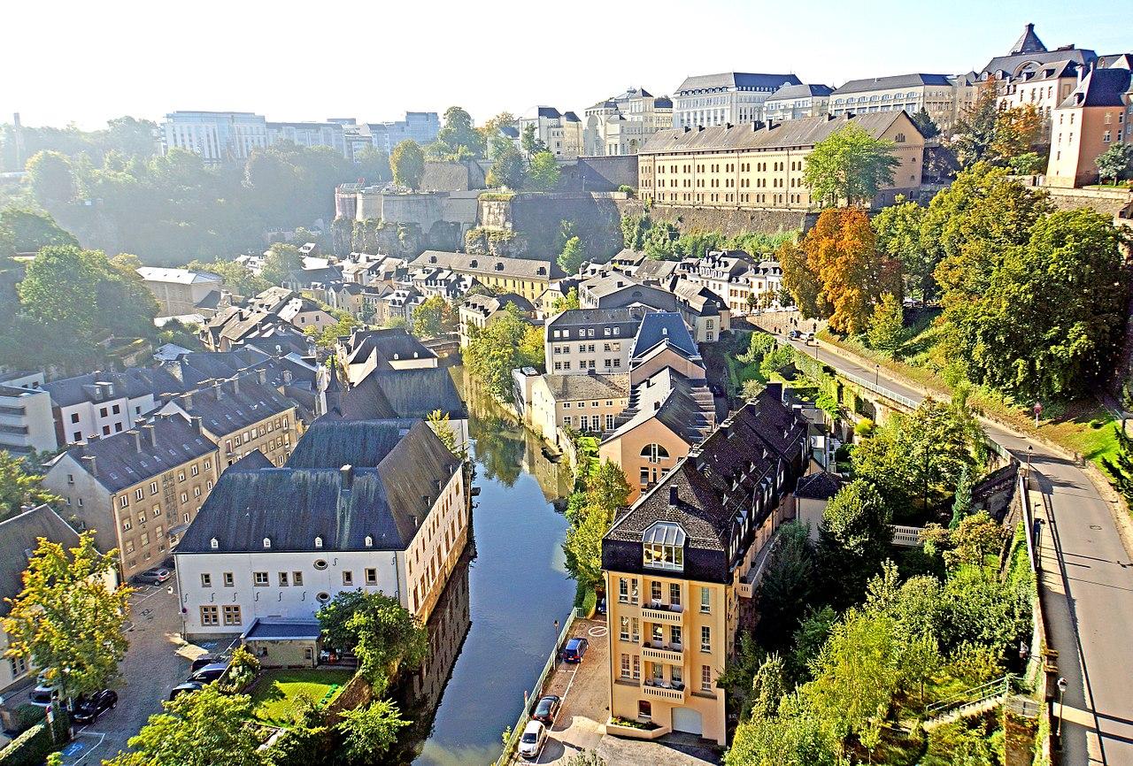 tudo sobre luxemburgo de dia