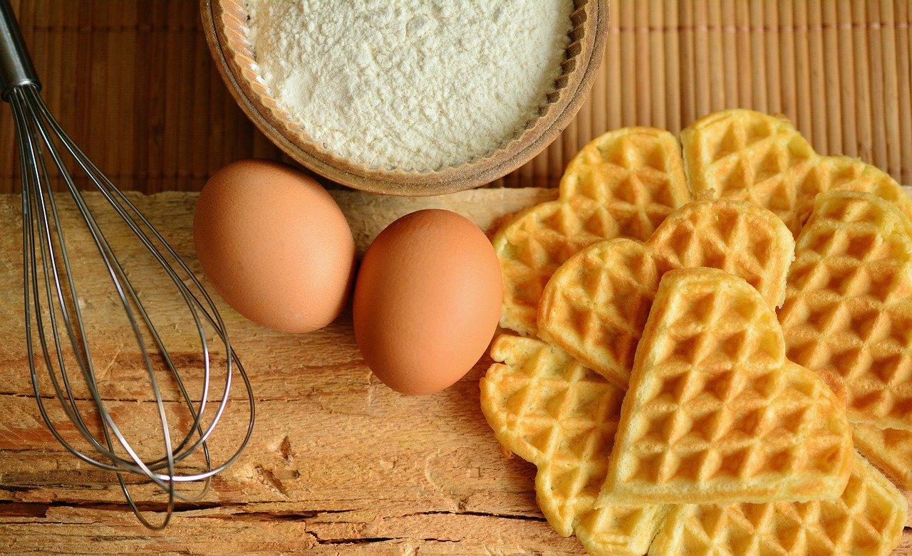 Workshop de waffles em Bruges