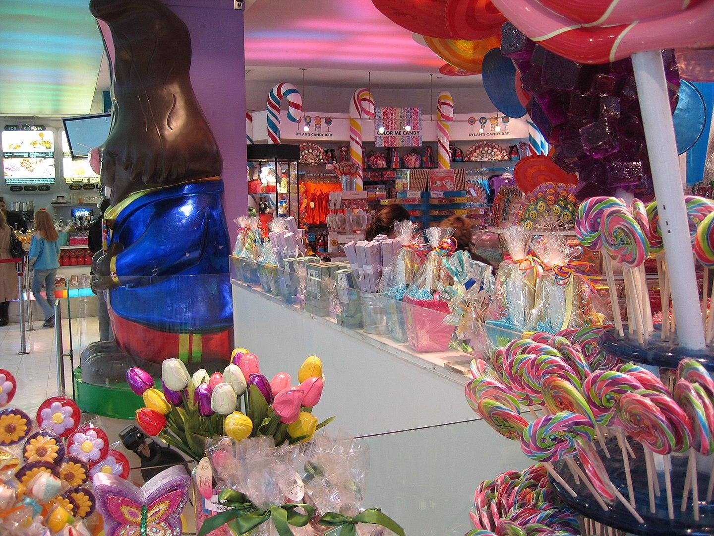 Dylan's Candy Bar em Miami