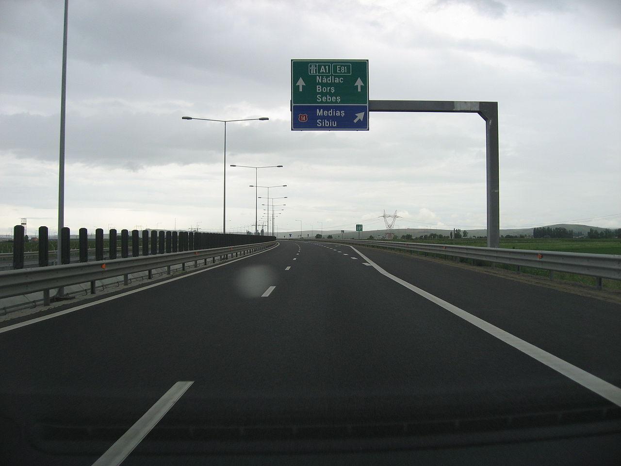 Romênia estradas