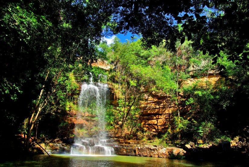 pontos turísticos do Piauí Cachoeiras