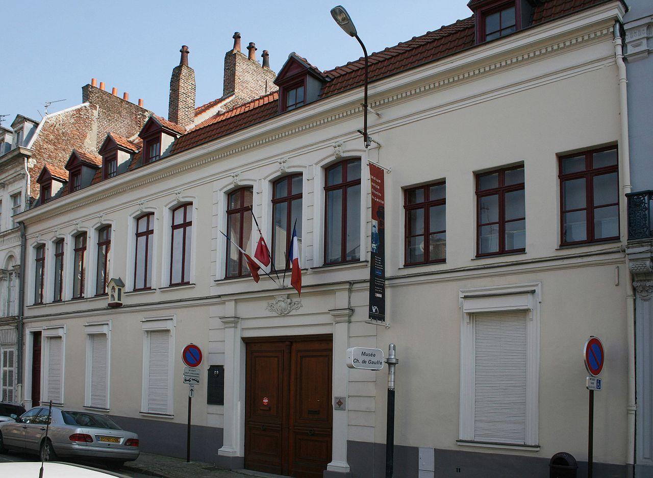 Casa de Charles de Gaulle