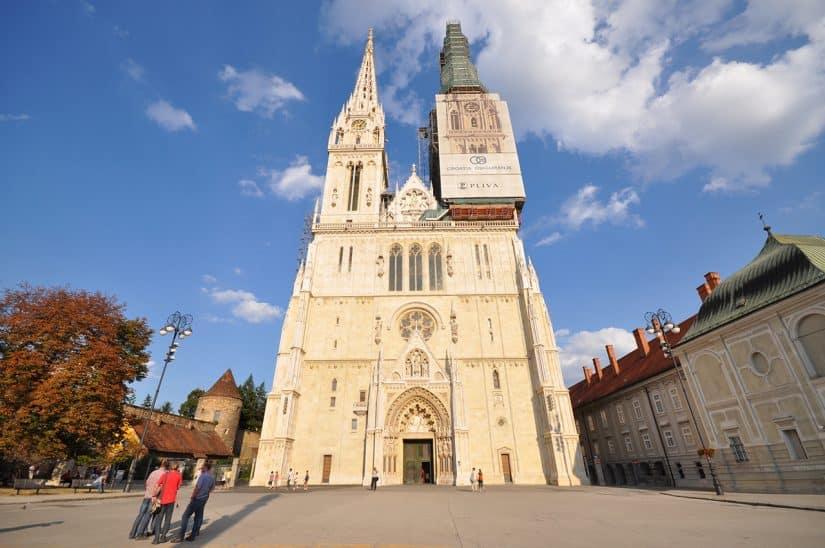 atrações turísticas em Zagreb
