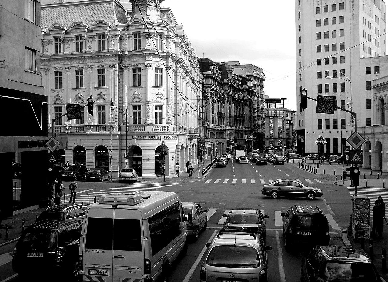 Alugar carro em Bucareste