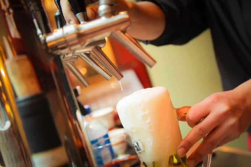 Cerveja em Berlim