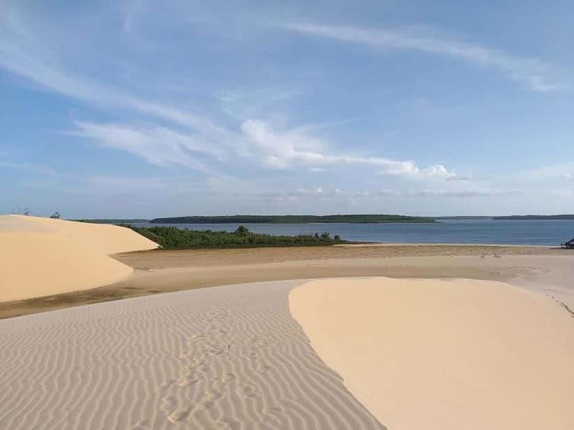 pontos turísticos do Piauí delta do parnaíba