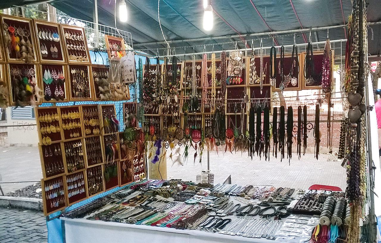 feira do artesanato ubatuba