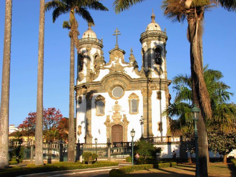 Igrejas de São João del Rei