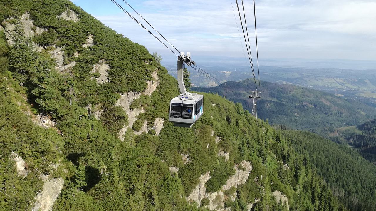 montanha polonia