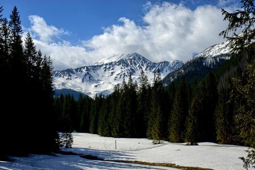 inverno na polônia
