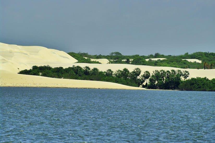 lagoa do portinho Piauí