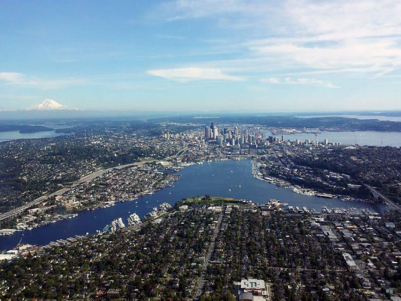 lake union Seattle