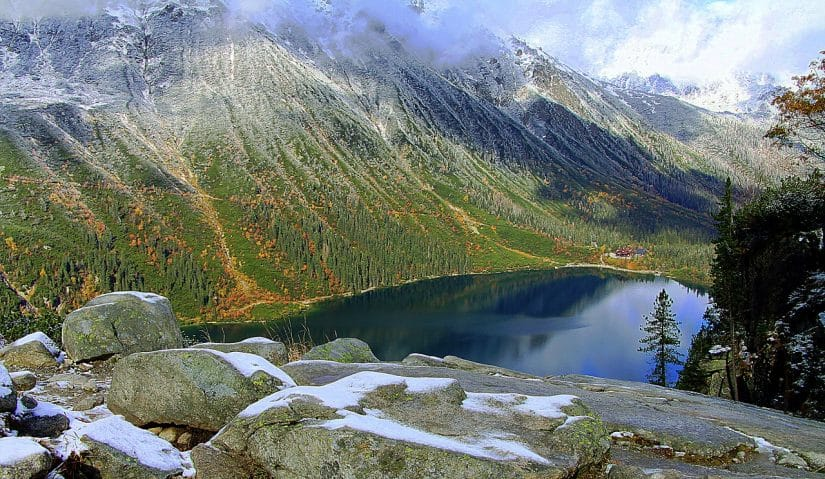 tatra polônia