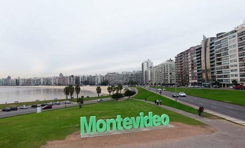 Vida noturna em Montevidéu