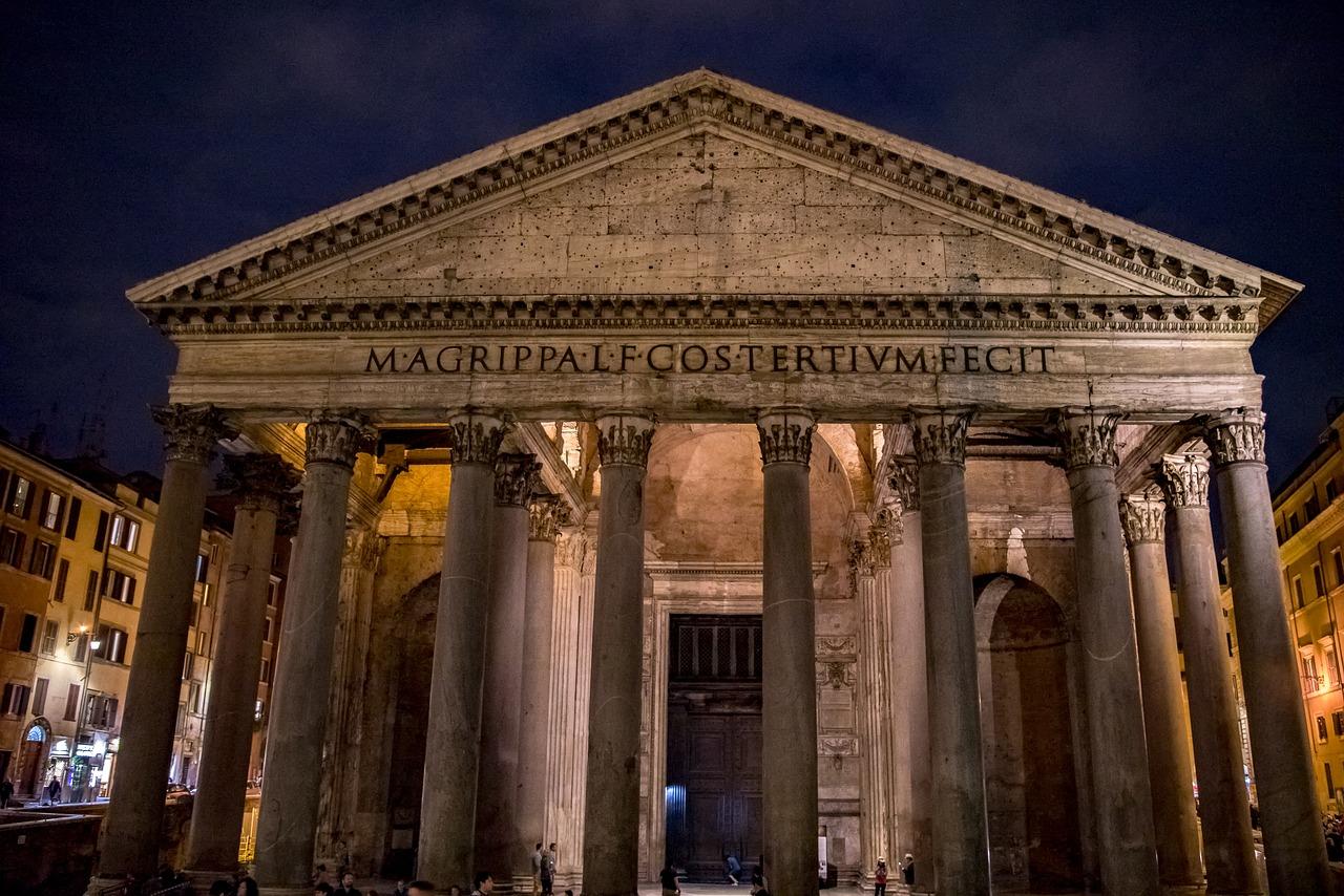 monumentos em Roma