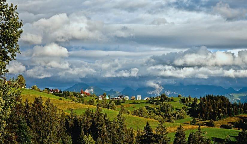 Parque Nacional de Tatra