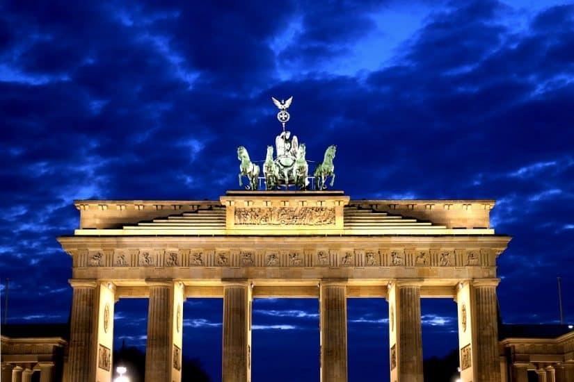 Pontos turísticos da Alemanha