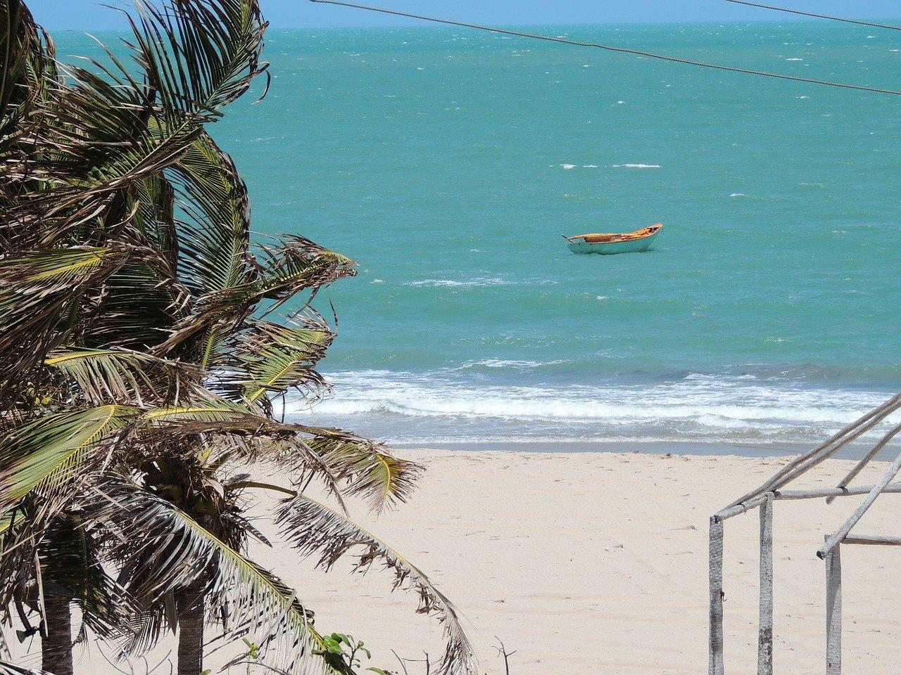 melhore praias do Piauí