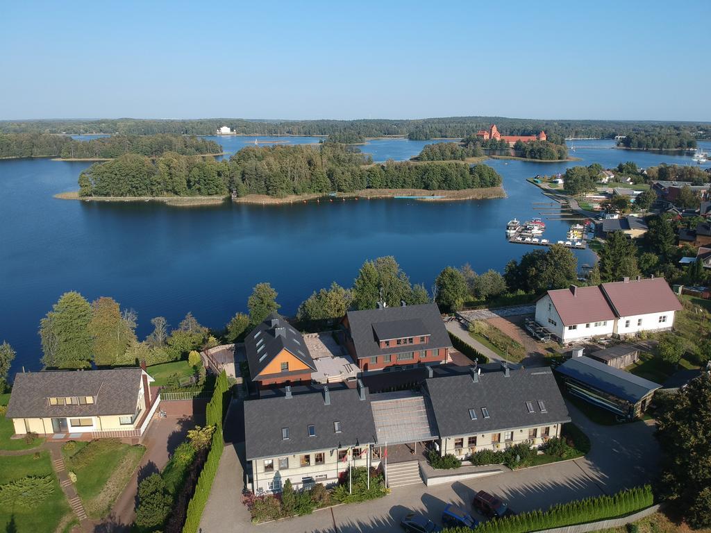Onde se hospedar em Trakai