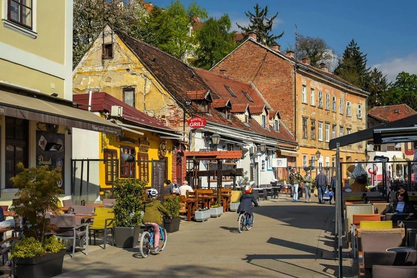 o que conhecer em Zagreb
