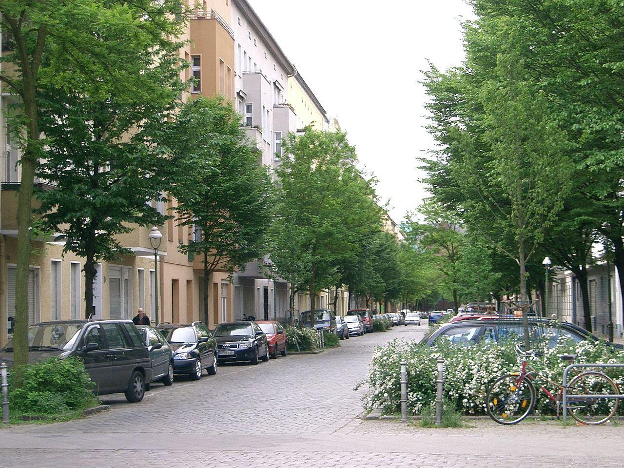 Carro alugado em Berlim