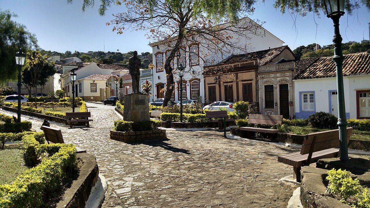 Pontos turísticos de São João Del Rei