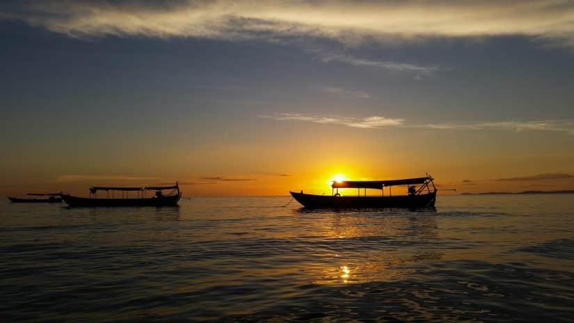 praias Camboja