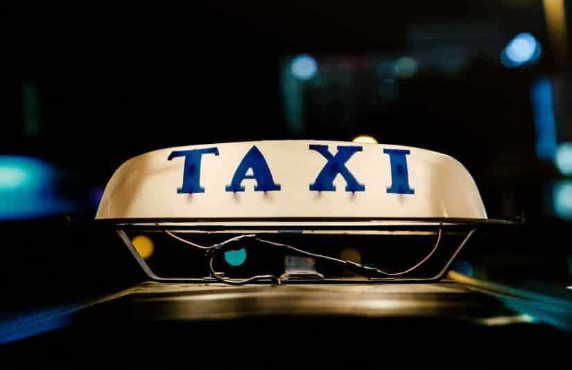Como chegar em Casablanca e andar de táxi