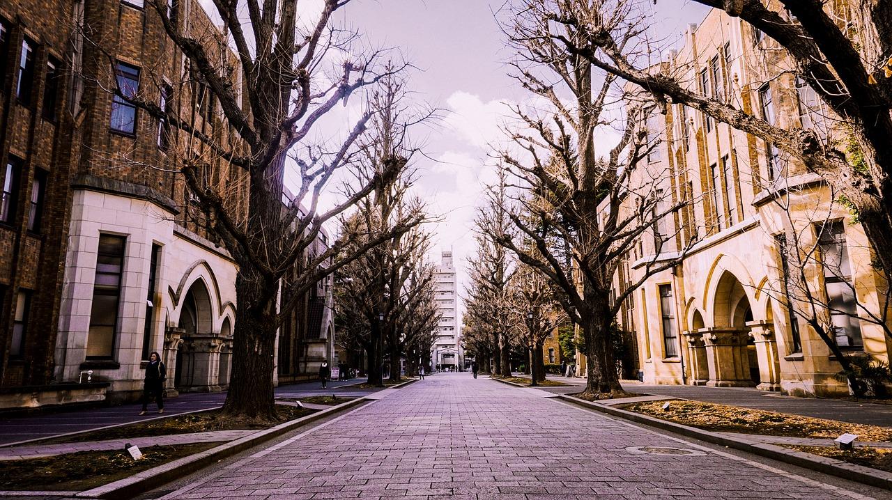 Tokyo no inverno