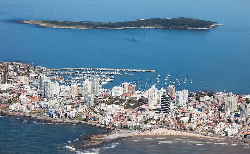 Baladas e vida noturna no Uruguai
