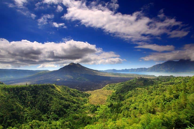 monte batur Bali
