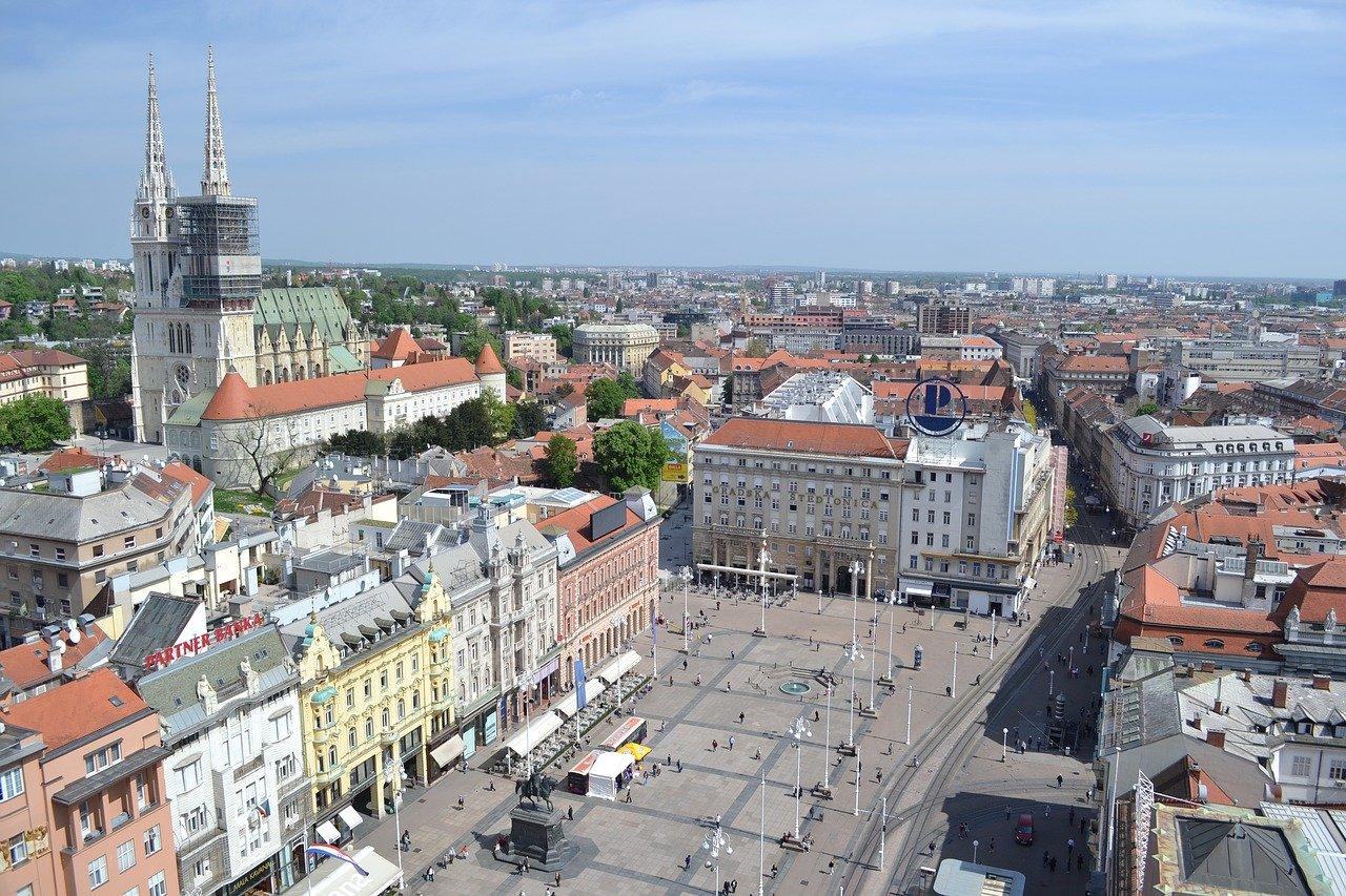 Como montar um roteiro em Zagreb