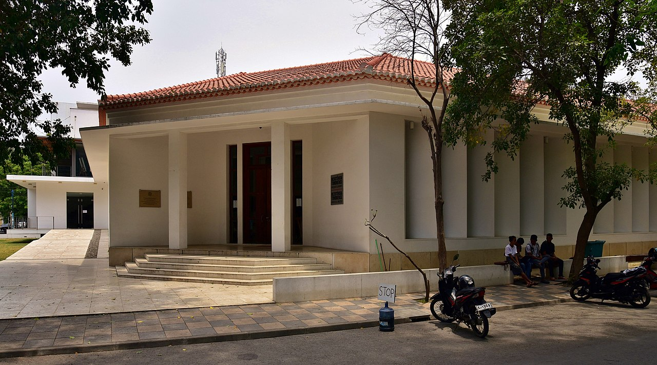 timor leste museu