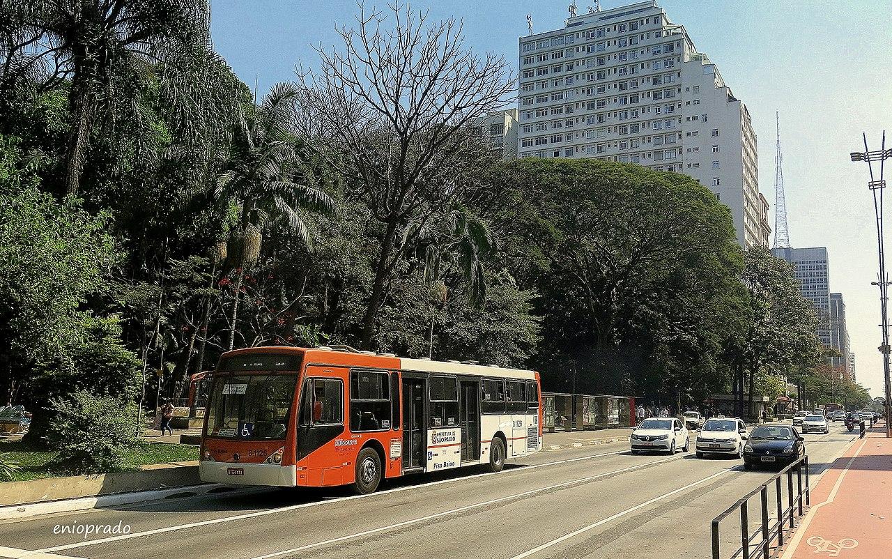 Avenida Paulista parques