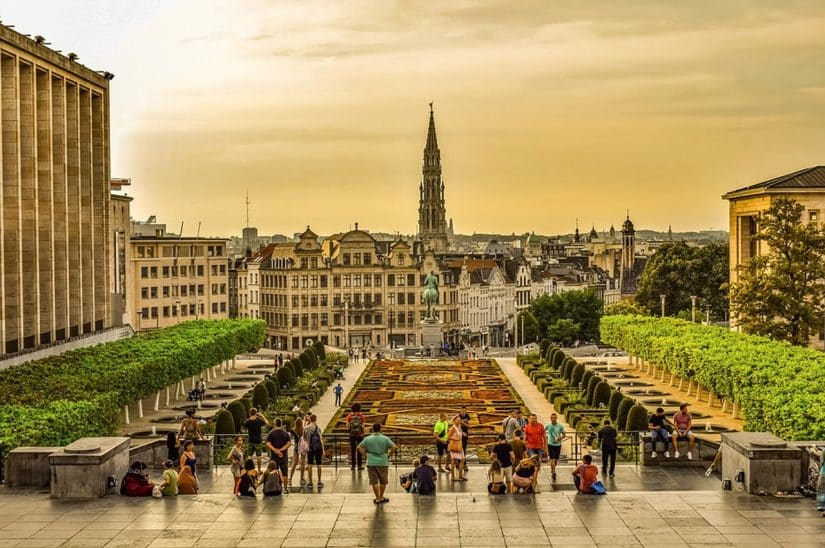grand place bruxelas